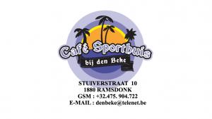 Café bij den Beke Kapelle-op-den-Bos (clublokaal)